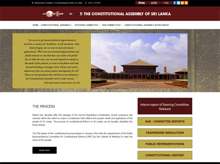 Constitutional Assembly of Sri Lanka