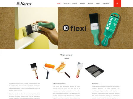 Harris Ceylon Pvt Ltd