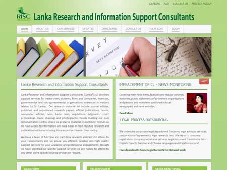Lanka Research and Information Support Consultants