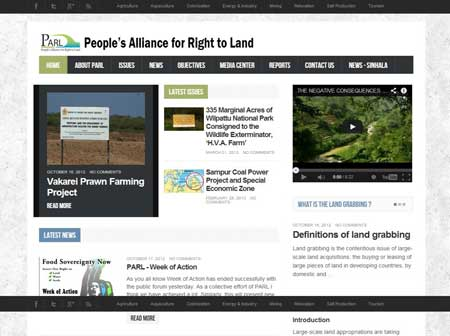 People's Alliance for Right to Land (PARL)