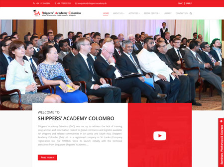 Shippers' Academy Colombo (Pvt) Ltd