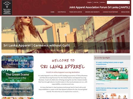 Joint Apparel Association Forum Sri Lanka
